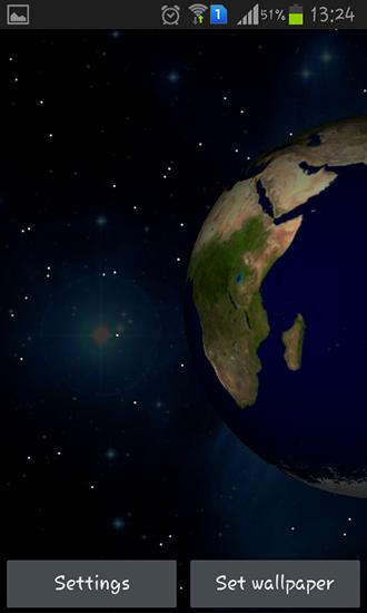Planets 3D Download Livewallpaper