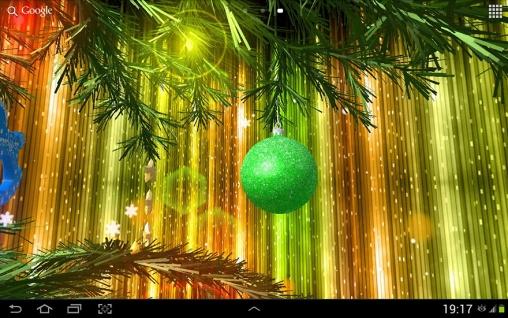 Live Wallpaper Weihnachten.X Mas 3d Für Android Kostenlos Herunterladen Live Wallpaper