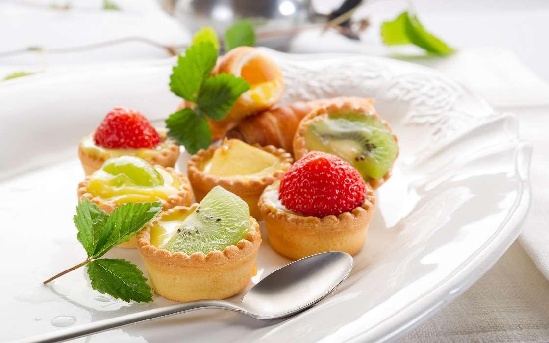 手机壁纸:食物, 甜点, #31733