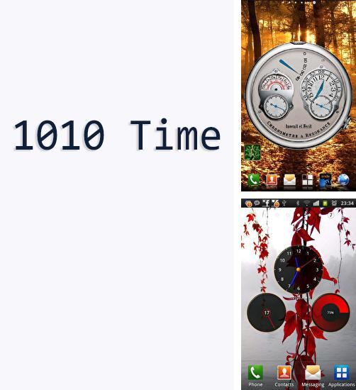Download 1010 Time for Android phones and tablets.