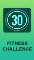 Téécharger 30 day fitness challenge - Workout at home pour Android - le meilleur programme sur le portable et la tablette.