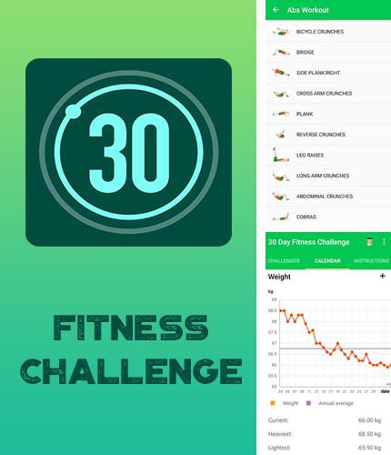 Download 30 day fitness challenge - Workout at home for Android phones and tablets.
