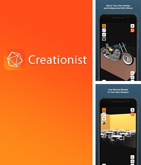 Besides Your hour - Phone addiction tracker and controller Android program you can download Creationist for Android phone or tablet for free.