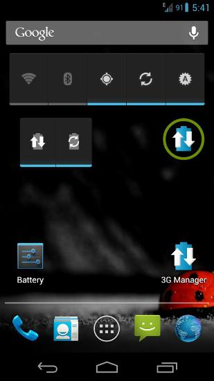 Download 3G Manager for Android for free. Apps for phones and tablets.