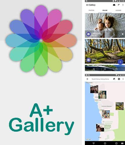 Besides Split-screen creator Android program you can download A+ gallery - Photos & videos for Android phone or tablet for free.