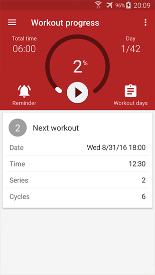 Download Abs Workout for Android for free. Apps for phones and tablets.