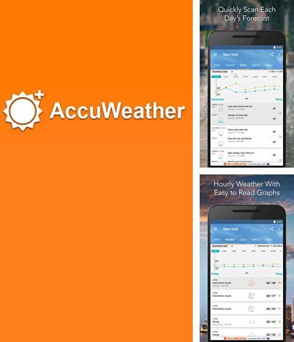Download Accu: Weather for Android phones and tablets.