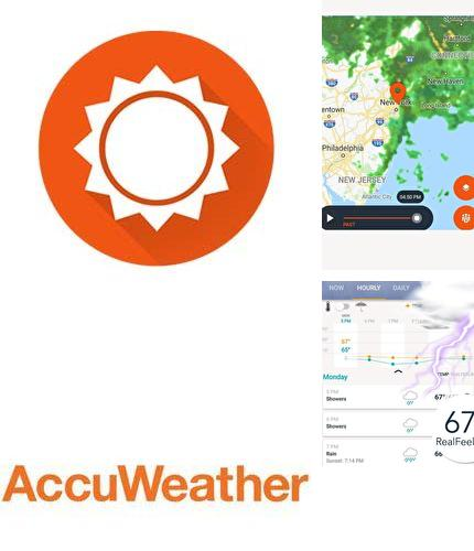 Descargar gratis AccuWeather: Weather radar & Live forecast maps para Android. Apps para teléfonos y tabletas.