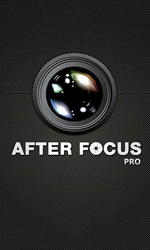 AFTERFOCUS PRO TÉLÉCHARGER