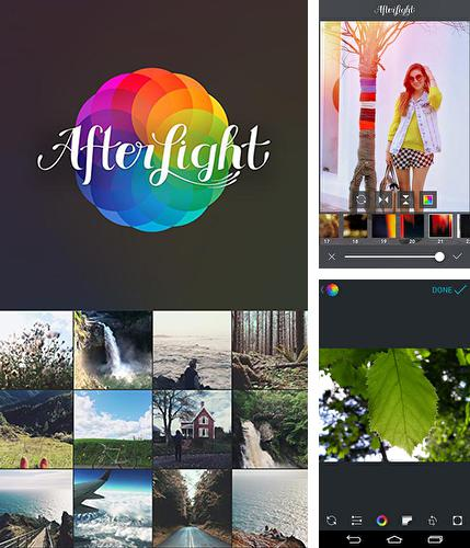 Download Afterlight for Android phones and tablets.