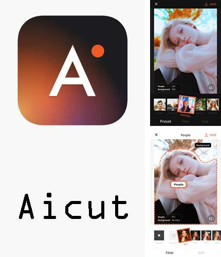 Download Aicut - AI photo editor for Android phones and tablets.