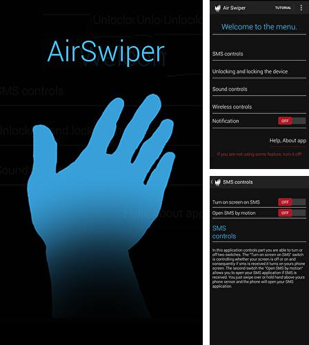 Besides WannaMeet – Dating & chat app Android program you can download Air swiper for Android phone or tablet for free.