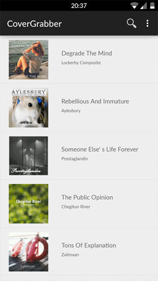 Download Album Art Downloader for Android for free. Apps for phones and tablets.