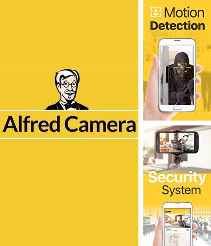 Besides Live Wallpaper and Theme Gallery Android program you can download Alfred - Home security camera for Android phone or tablet for free.