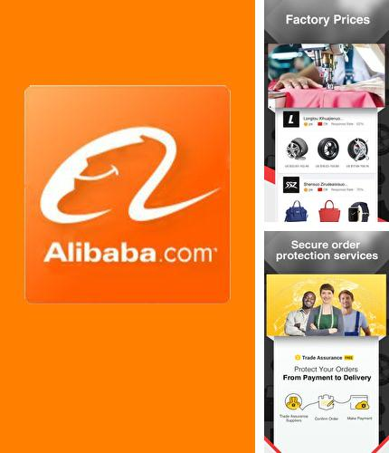 Besides Overdrop - Animated weather & Widgets Android program you can download Alibaba.com for Android phone or tablet for free.