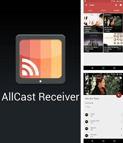 Download AllCast for Android phones and tablets.