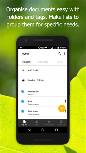 Download Alldox: Documents Organized for Android for free. Apps for phones and tablets.