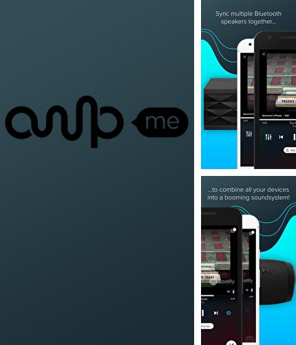 Download AmpMe: Social Music Party for Android phones and tablets.