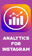 Download Analytics for Instagram for Android - best program for phone and tablet.
