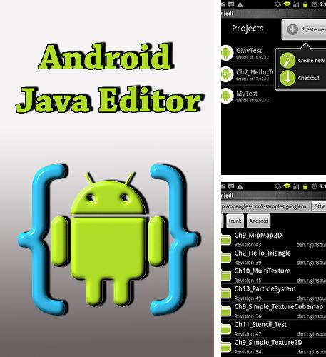 Download Android java editor for Android phones and tablets.