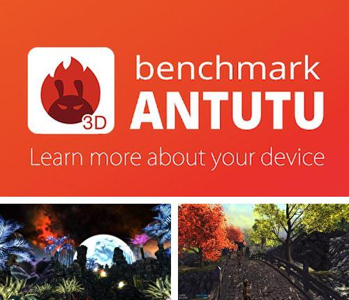 Besides Lanet.TV: Ukr TV without ads Android program you can download Antutu 3DBench for Android phone or tablet for free.