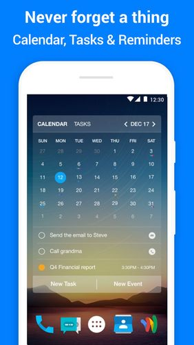 Any.do: To-do list, calendar, reminders & planner app for Android, download programs for phones and tablets for free.