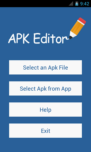 Download Apk editor pro for Android for free. Apps for phones and tablets.