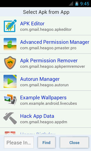 Apk editor pro app for Android, download programs for phones and tablets for free.