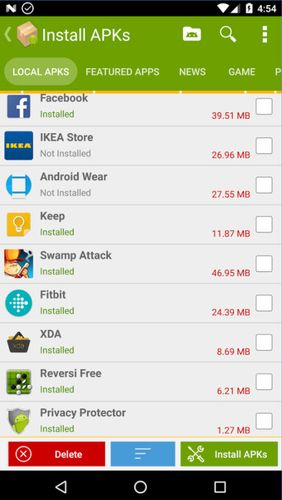 Download APK installer for Android for free. Apps for phones and tablets.