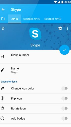 Download App cloner for Android for free. Apps for phones and tablets.