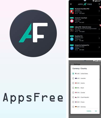 Besides Doccle Android program you can download AppsFree - Paid apps free for a limited time for Android phone or tablet for free.
