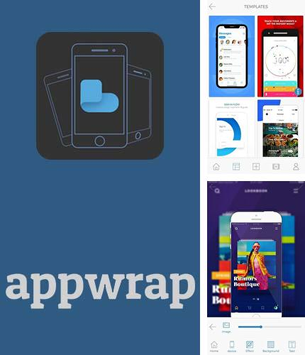 Besides SNOW - Beauty & makeup camera Android program you can download AppWrap: App screenshot mockup generator for Android phone or tablet for free.