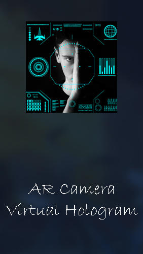AR Camera virtual hologram photo editor app