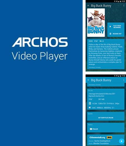 Download Archos: Video Player for Android phones and tablets.