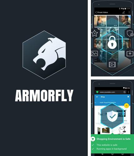 Outre le programme ActivityTracker - Step counter & pedometer pour Android vous pouvez gratuitement télécharger Armorfly - Browser & downloader sur le portable ou la tablette Android.