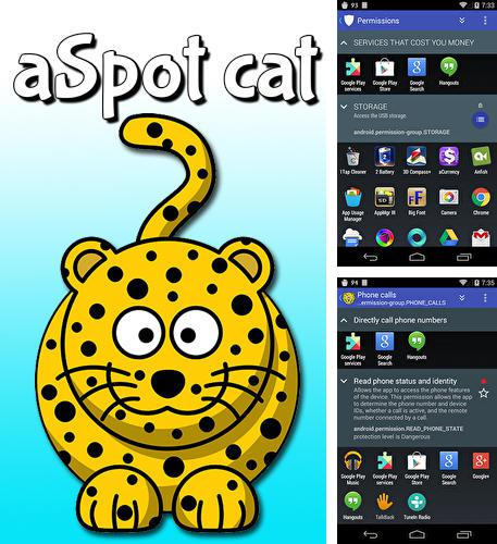 Download aSpot cat for Android phones and tablets.