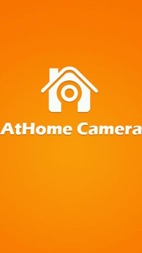 AtHome camera: Home security