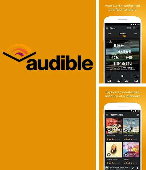 Descargar gratis Audiobooks from Audible para Android. Apps para teléfonos y tabletas.