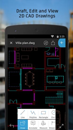 Download AutoCad 360 for Android for free. Apps for phones and tablets.
