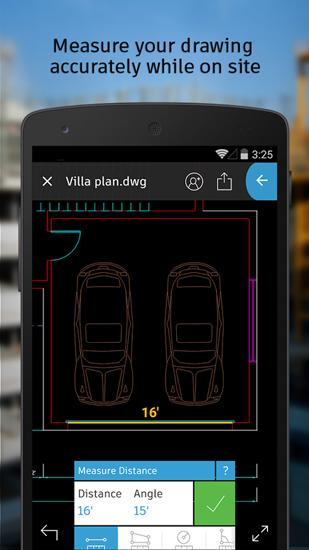 AutoCad 360 app for Android, download programs for phones and tablets for free.