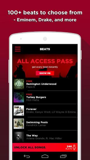 Download Auto Rap for Android for free. Apps for phones and tablets.