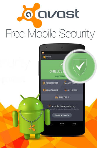 Avast Mobile Security For Android Download For Free