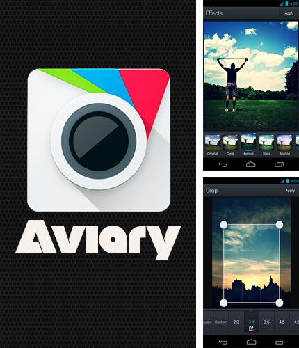 Download Aviary for Android phones and tablets.
