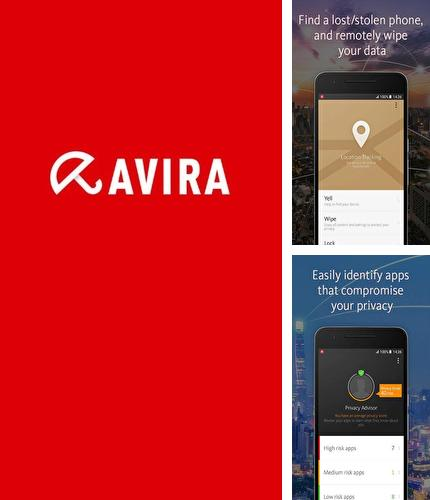 Besides 1Weather Android program you can download Avira: Antivirus Security for Android phone or tablet for free.