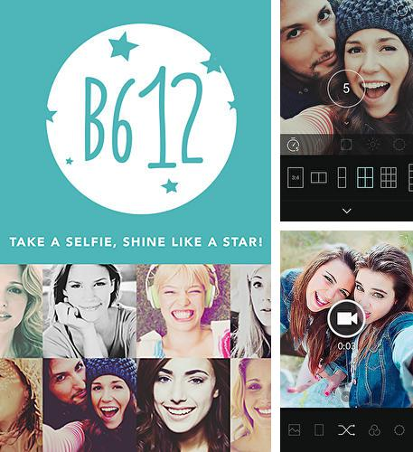 Descargar gratis B612: Selfie from the heart para Android. Apps para teléfonos y tabletas.