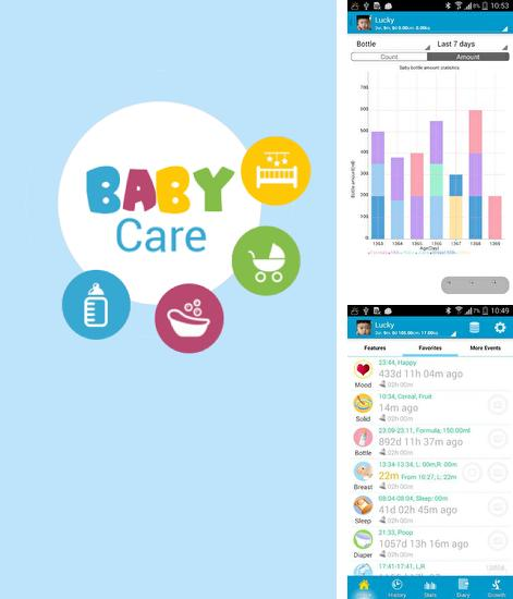 Besides Kiwi browser - Fast & quiet Android program you can download Baby Care for Android phone or tablet for free.