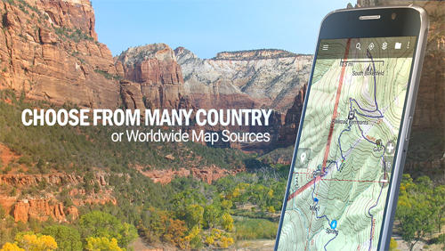 Download Back Country Navigator for Android for free. Apps for phones and tablets.