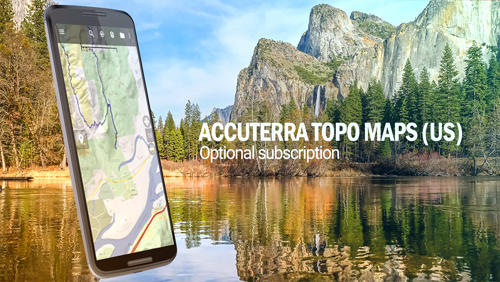 Back Country Navigator app for Android, download programs for phones and tablets for free.