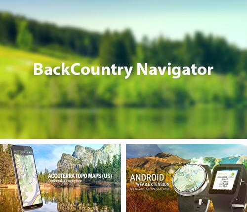 Download Back Country Navigator for Android phones and tablets.