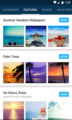 Backgrounds HD app for Android, download programs for phones and tablets for free.
